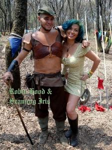 iris atma - festival medieval