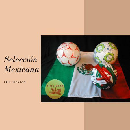 Iris México. Selección Mexicana. Arte