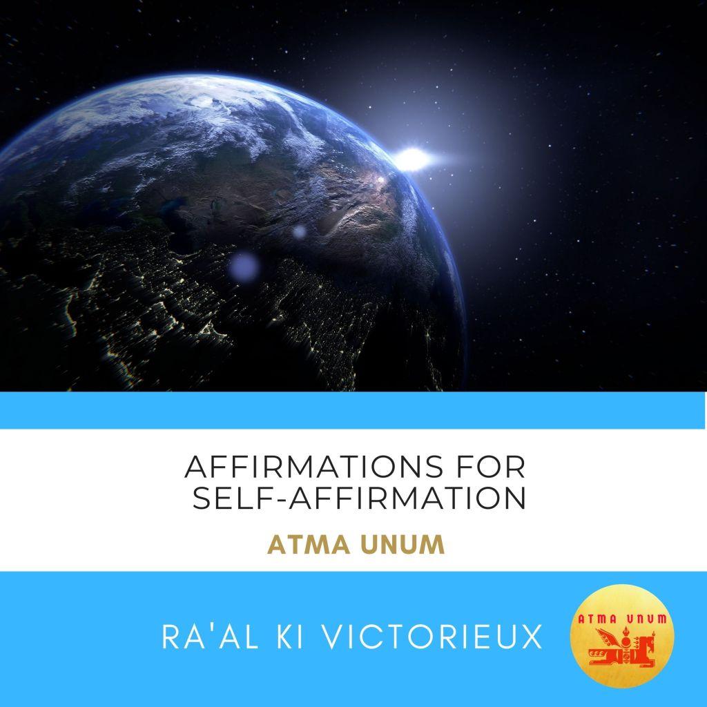 Affirmations for Self-Affirmation