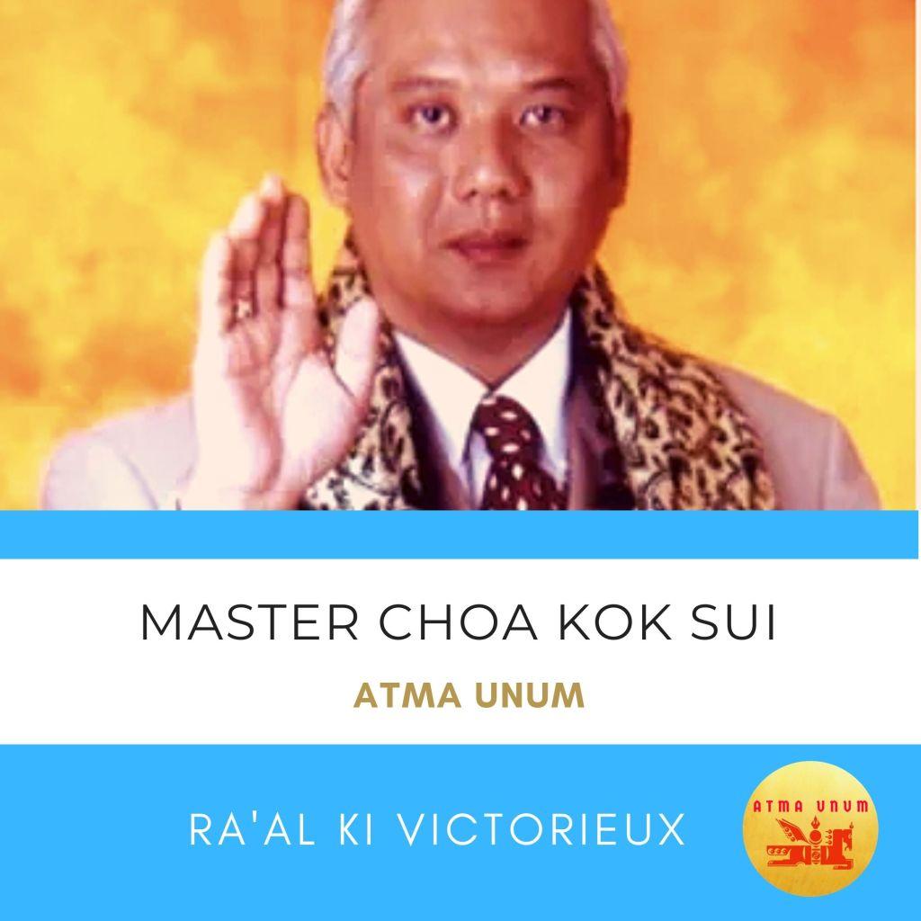 Maestro Choa Kok Sui