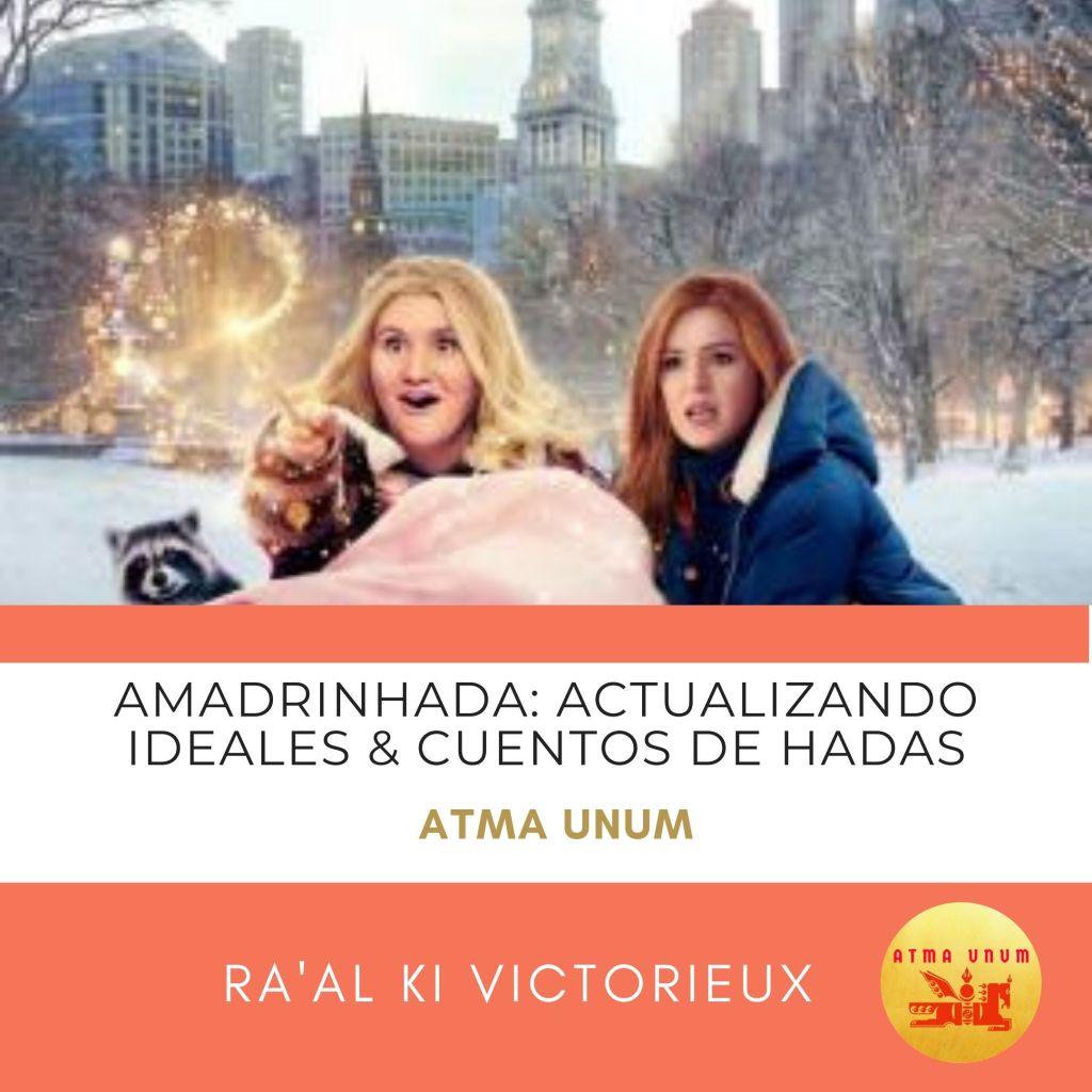 AMADRINHADA. CUENTOS DE HADAS. DISNEY