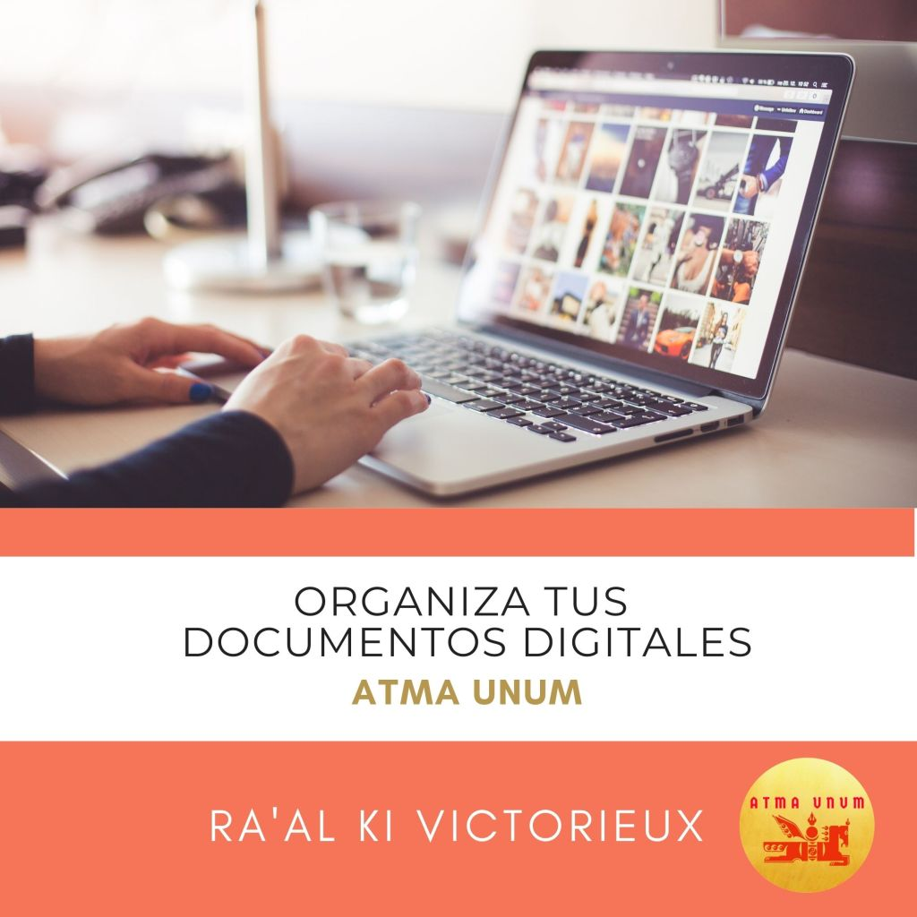 Organiza tus Documentos Digitales