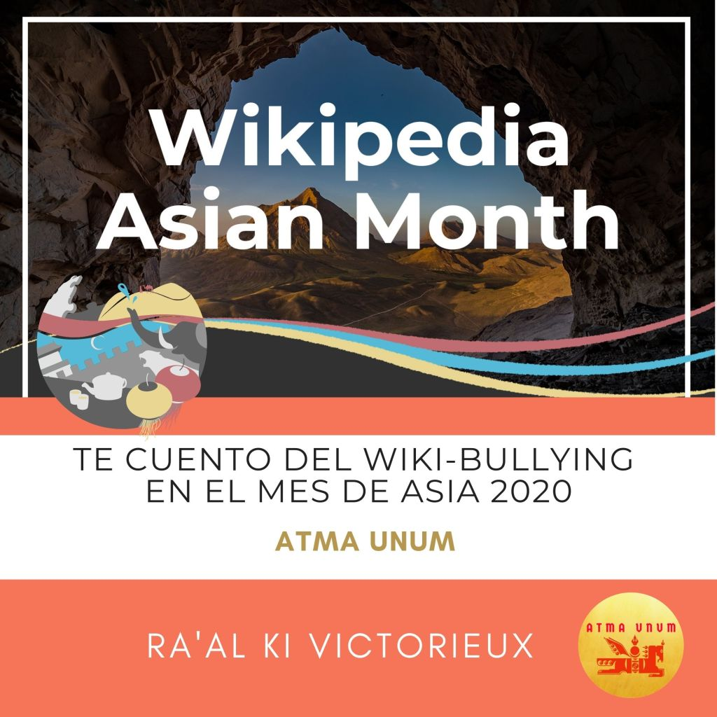 WIKIPEDIA BULLYING ASIA 2020 ATMA UNUM