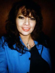 Ra'al Ki Victorieux. Escritora, crítica de arte, periodista cultural y poetisa.