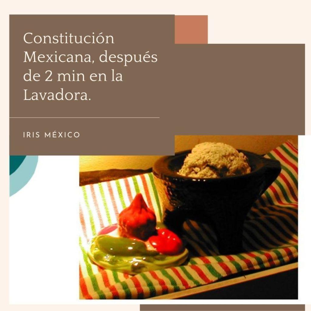 La Constitución Mexicana en el Arte de Iris México