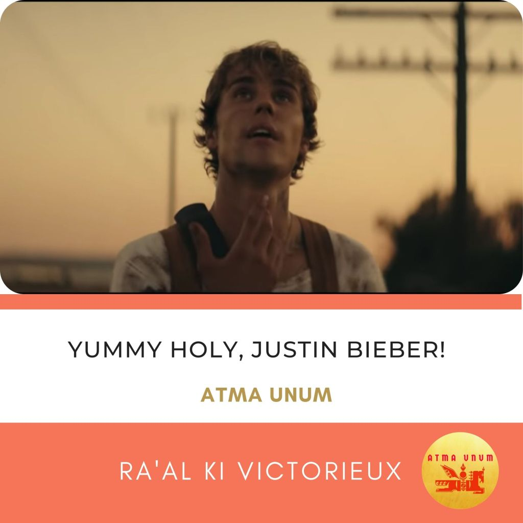 Yummy Holy, Justin Bieber!