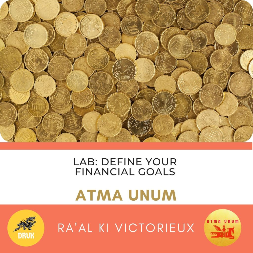 Lab: Define your Financial Goals