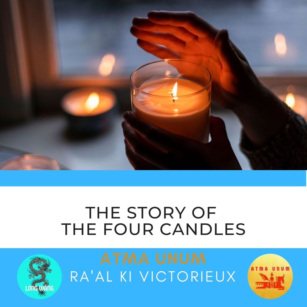 The Story of The Four Candles