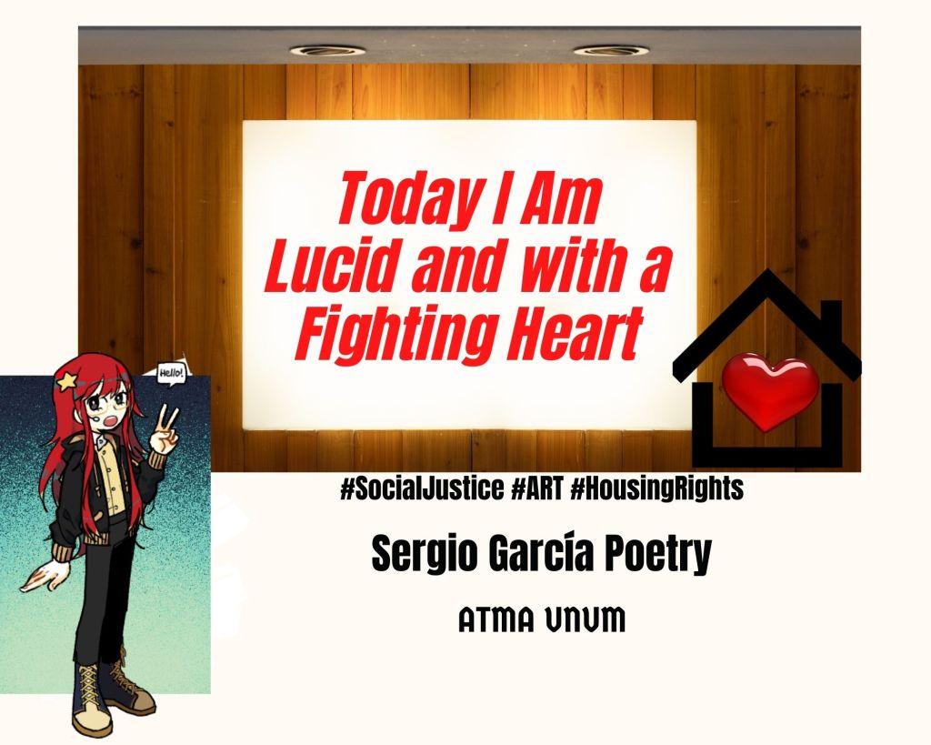 Poetry, Housing Rights, Sergio García